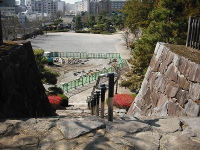 〓甲府城跡お散歩コース〓_b0151362_13153254.jpg
