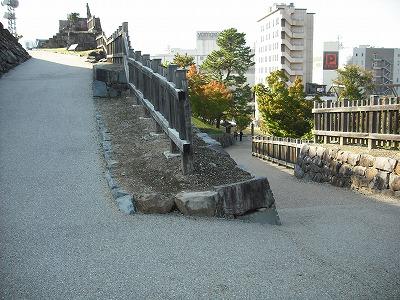 〓甲府城跡お散歩コース〓_b0151362_1356064.jpg