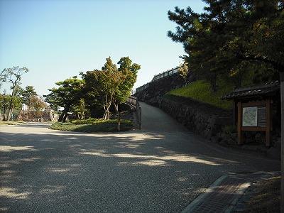 〓甲府城跡お散歩コース〓_b0151362_1382513.jpg
