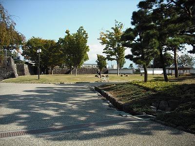 〓甲府城跡お散歩コース〓_b0151362_1394780.jpg