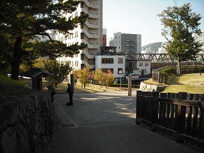 〓甲府城跡お散歩コース〓_b0151362_1442875.jpg