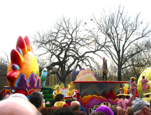 VIP席からMacy\'s Thanksgiving Day Parade☆_a0110515_6184195.jpg