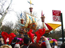 VIP席からMacy\'s Thanksgiving Day Parade☆_a0110515_6221599.jpg