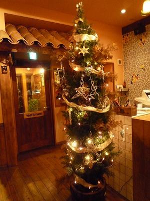 クリスマスツリー 【時々M's MEMO】_f0111415_231346100.jpg
