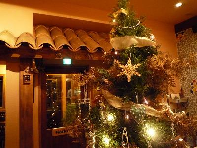 クリスマスツリー 【時々M's MEMO】_f0111415_23195598.jpg