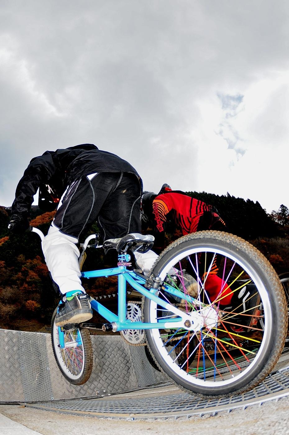 スタートマニア2009:秩父滝沢サイクルパークBMXトラック_b0065730_16291120.jpg