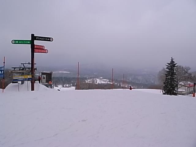国際 初滑り_e0173533_17454419.jpg