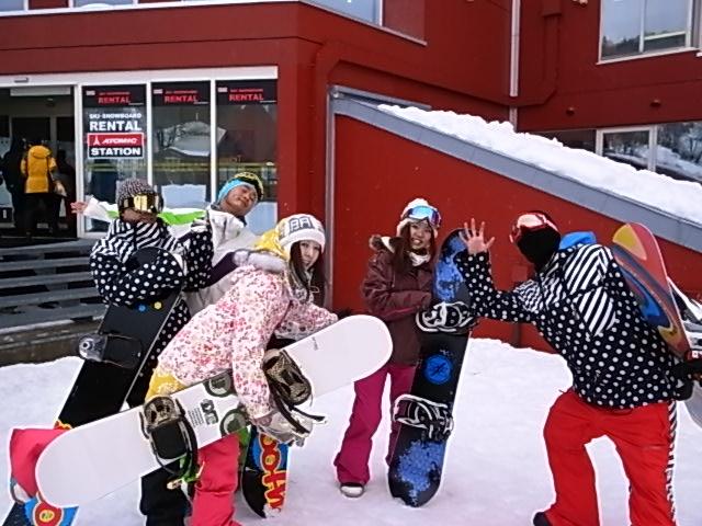 国際 初滑り_e0173533_175395.jpg