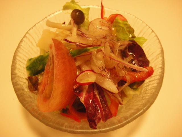 とても美味しい京都名物オイル焼きだったのですが、スタッフの教育とサービスが悪いとお勧めできません。_a0143437_6395660.jpg
