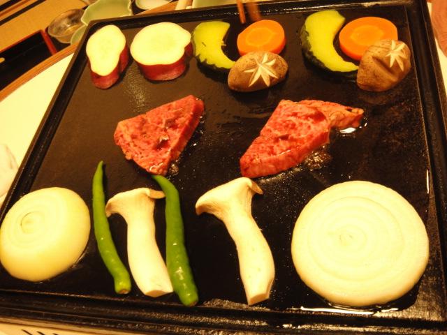 とても美味しい京都名物オイル焼きだったのですが、スタッフの教育とサービスが悪いとお勧めできません。_a0143437_6531530.jpg