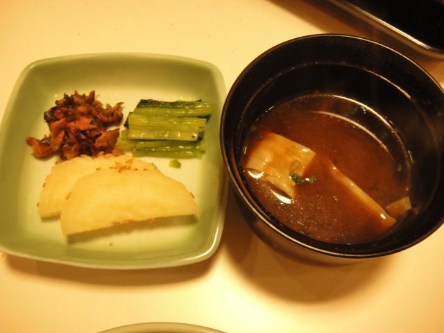 とても美味しい京都名物オイル焼きだったのですが、スタッフの教育とサービスが悪いとお勧めできません。_a0143437_7503341.jpg