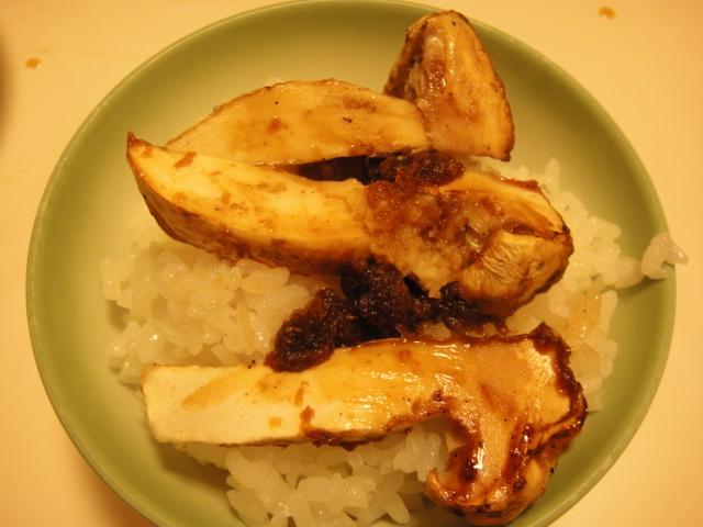 とても美味しい京都名物オイル焼きだったのですが、スタッフの教育とサービスが悪いとお勧めできません。_a0143437_7563046.jpg