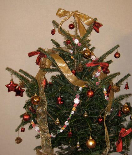 変節 いぶし銀の男 クリスマスツリー_e0127948_19253431.jpg