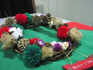クリスマスの準備_c0141652_161549.jpg