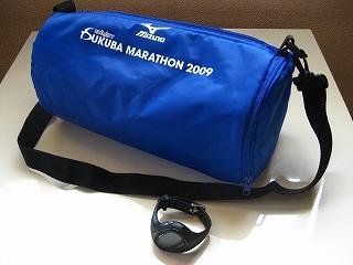 「つくばマラソン」参加賞_d0074474_14442613.jpg