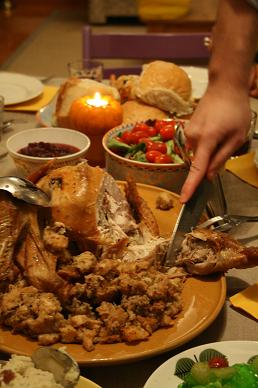 Happy Thanksgiving ♪_d0088196_20564597.jpg