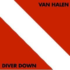 Van Halen 「Diver Down」(1982)_c0048418_741473.jpg