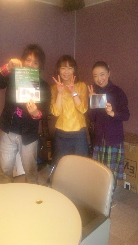 石田江利さんとDualGuyさんと♪_f0165126_1036732.jpg