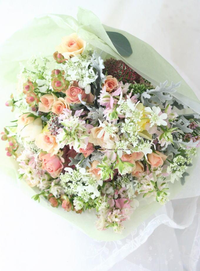 草花の花束_a0042928_1004053.jpg