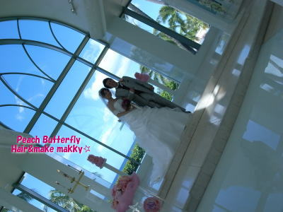Happy Wedding in Hawaii Vo.2_c0043737_830150.jpg