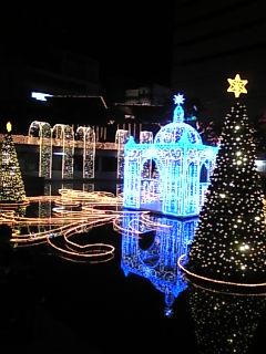 天神のクリスマス☆_f0140145_1952638.jpg