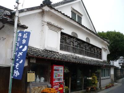 肥前浜宿酒蔵通り_f0193752_1317562.jpg