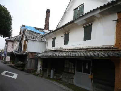 肥前浜宿酒蔵通り_f0193752_13184731.jpg