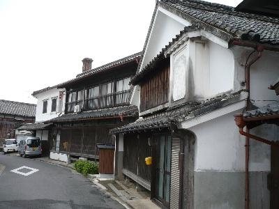 肥前浜宿酒蔵通り_f0193752_1324459.jpg