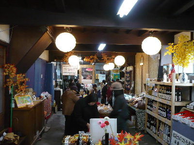 肥前浜宿酒蔵通り_f0193752_1362171.jpg