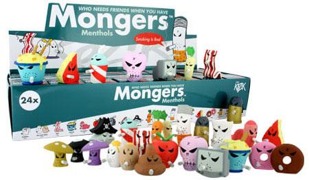 Mongers Menthols Series Mini Series by Frank Kozik_e0118156_13111119.jpg