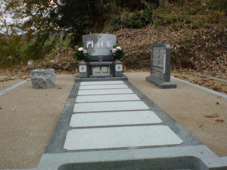 門利様 洋墓工事_c0160758_15434172.jpg