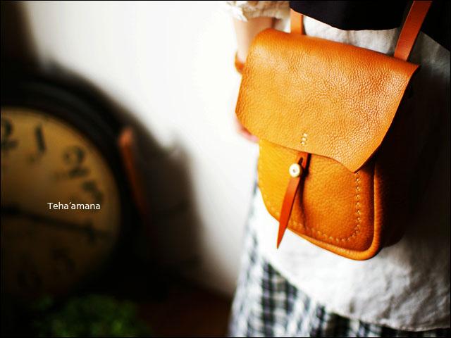 TEHA\'AMANA [テハマナ] SHOULDER BAG [ショルダーバッグ] No.032057 _f0051306_1344948.jpg