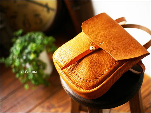 TEHA\'AMANA [テハマナ] SHOULDER BAG [ショルダーバッグ] No.032057 _f0051306_1345339.jpg