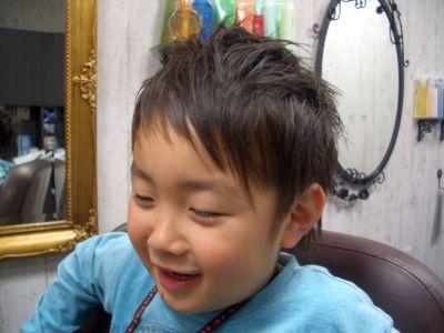 6歳男の子☆_f0158908_181316.jpg