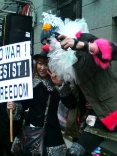 反戦と抵抗の祭2009デモが無事終了_e0094315_18233845.jpg