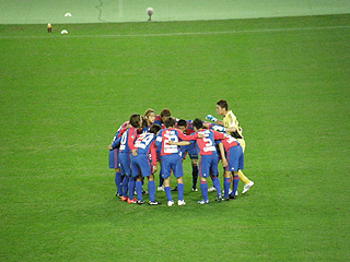 FC東京×ヴィッセル神戸 J1第33節_c0025217_12222829.jpg