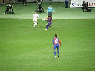 FC東京×ヴィッセル神戸 J1第33節_c0025217_12224485.jpg