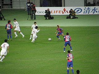 FC東京×ヴィッセル神戸 J1第33節_c0025217_12231489.jpg