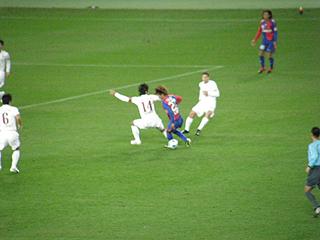 FC東京×ヴィッセル神戸 J1第33節_c0025217_12233595.jpg