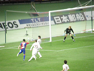FC東京×ヴィッセル神戸 J1第33節_c0025217_12242332.jpg