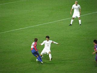 FC東京×ヴィッセル神戸 J1第33節_c0025217_12245546.jpg