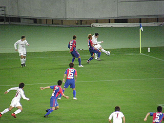 FC東京×ヴィッセル神戸 J1第33節_c0025217_12253074.jpg