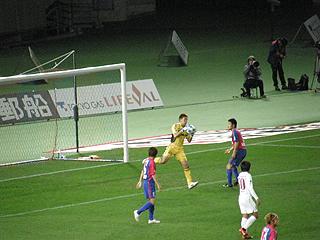 FC東京×ヴィッセル神戸 J1第33節_c0025217_1226235.jpg