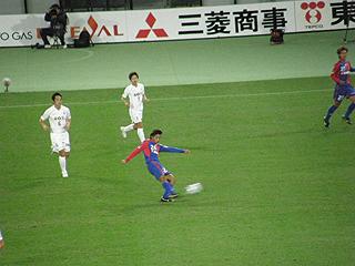 FC東京×ヴィッセル神戸 J1第33節_c0025217_12264581.jpg