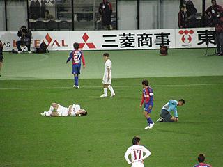 FC東京×ヴィッセル神戸 J1第33節_c0025217_12271643.jpg