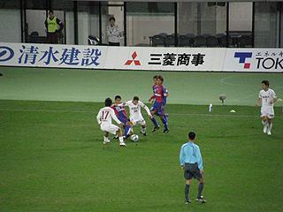 FC東京×ヴィッセル神戸 J1第33節_c0025217_12274785.jpg