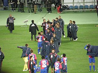 FC東京×ヴィッセル神戸 J1第33節_c0025217_12292594.jpg