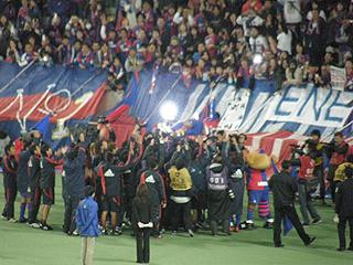 FC東京×ヴィッセル神戸 J1第33節_c0025217_12315522.jpg