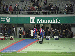FC東京×ヴィッセル神戸 J1第33節_c0025217_12322083.jpg
