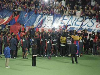FC東京×ヴィッセル神戸 J1第33節_c0025217_1232812.jpg
